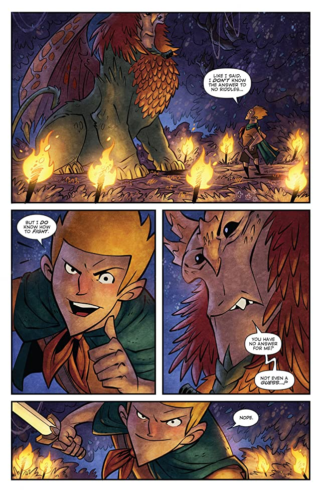click for super-sized previews of Lookouts #4