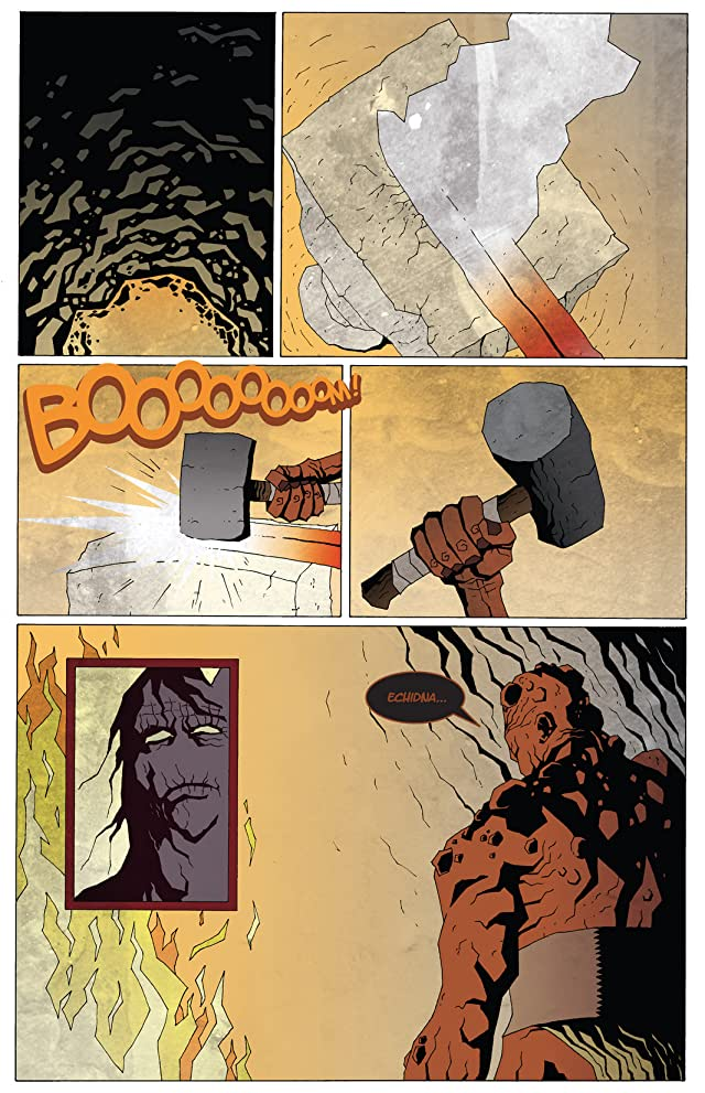click for super-sized previews of Robot 13 #3