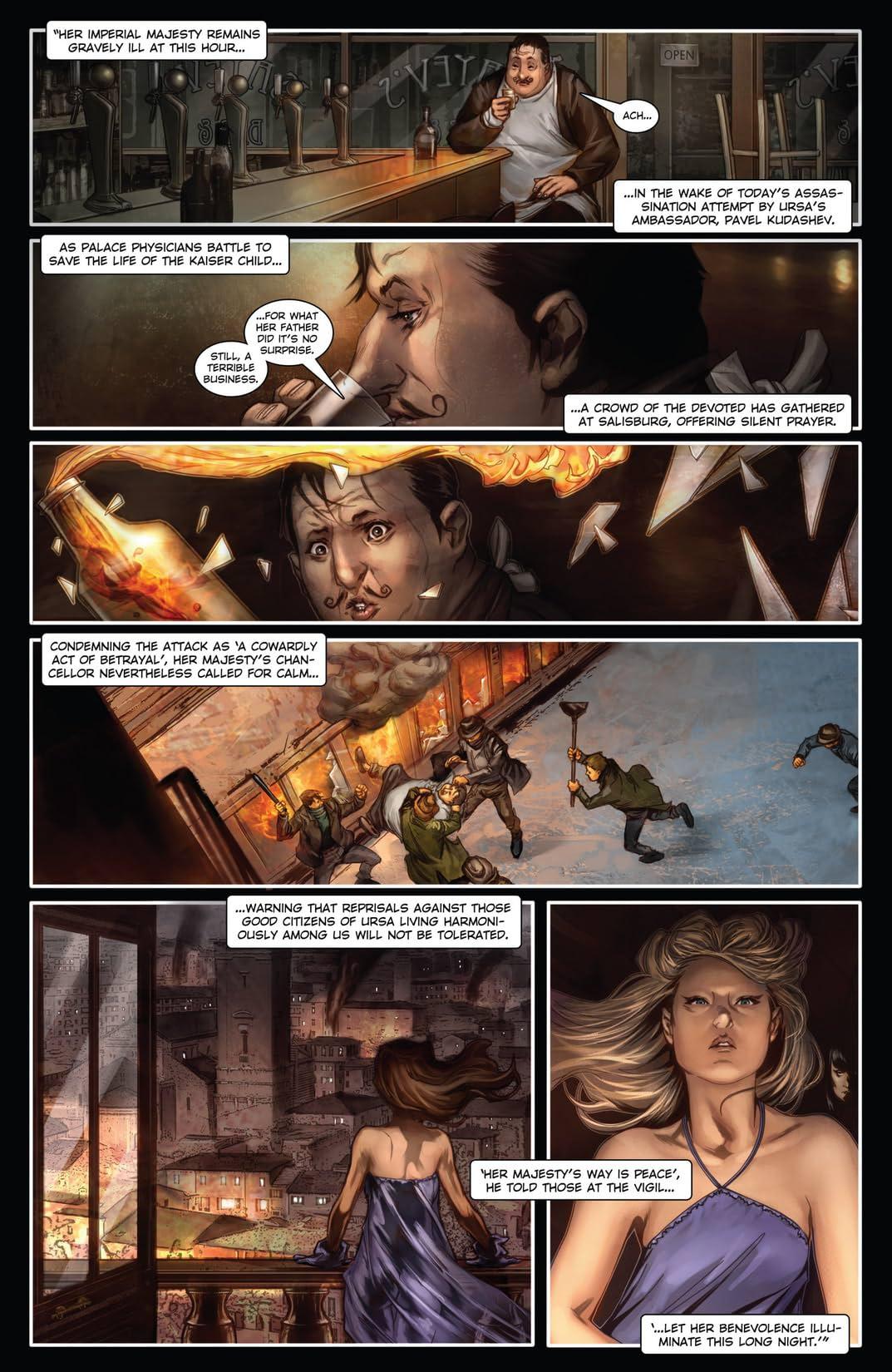 Carbon Grey Vol. 2 #3 (of 3)