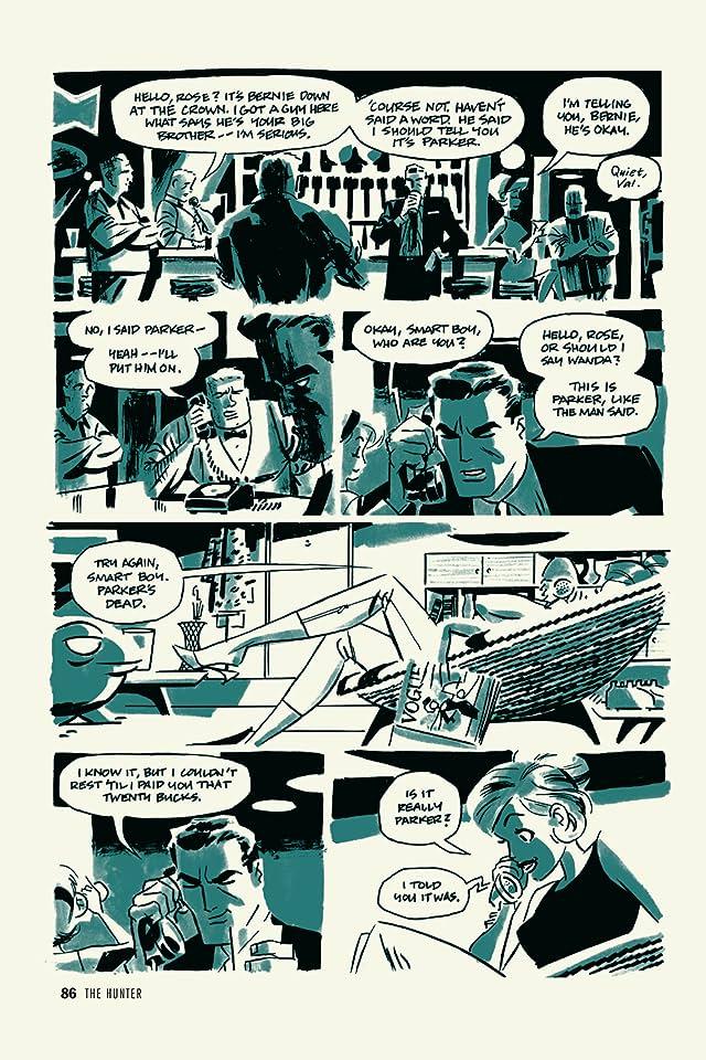 Richard Stark's Parker: The Hunter: Chapter 3