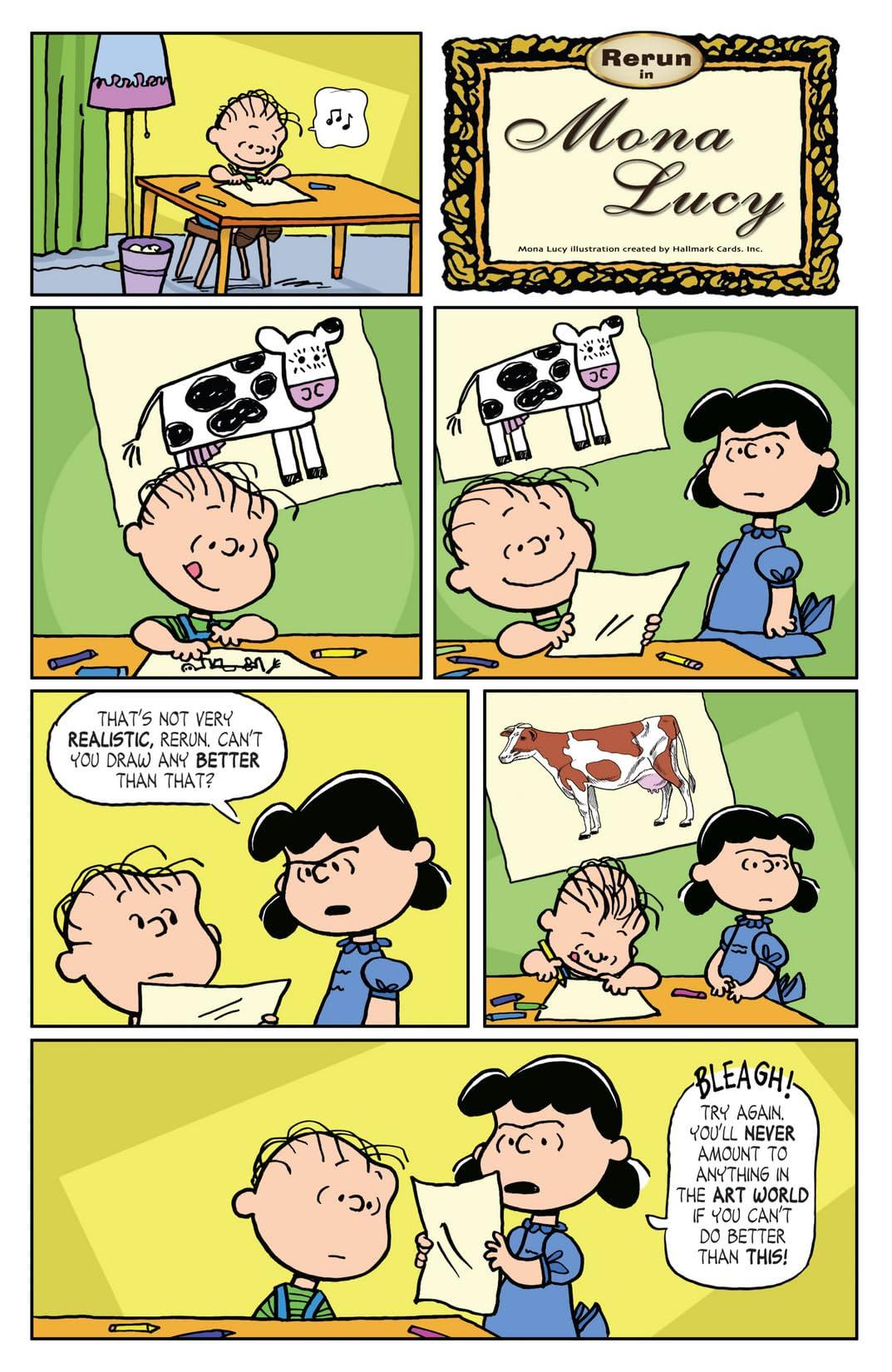 Peanuts Vol. 2 #6