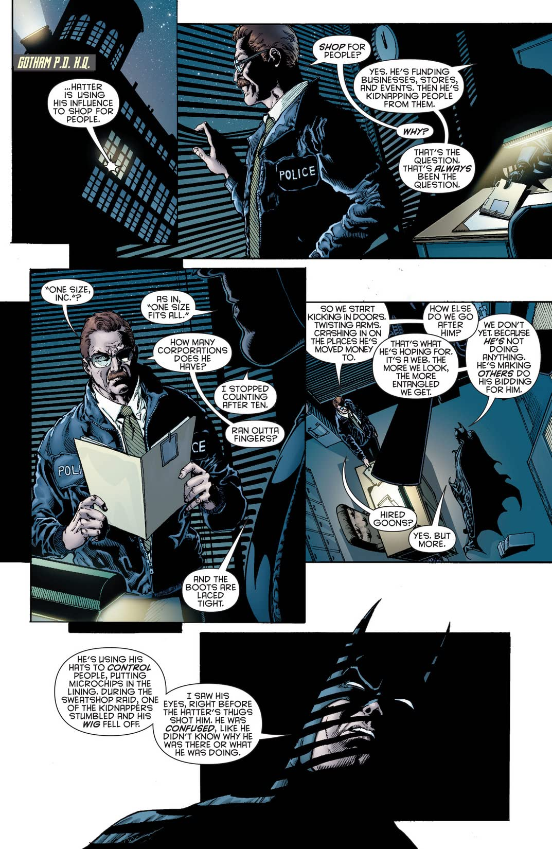 Batman: The Dark Knight (2011-2014) #17
