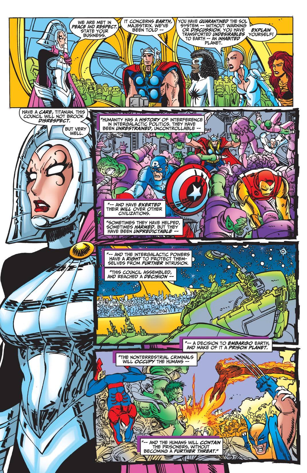 Avengers (1998-2004) #35