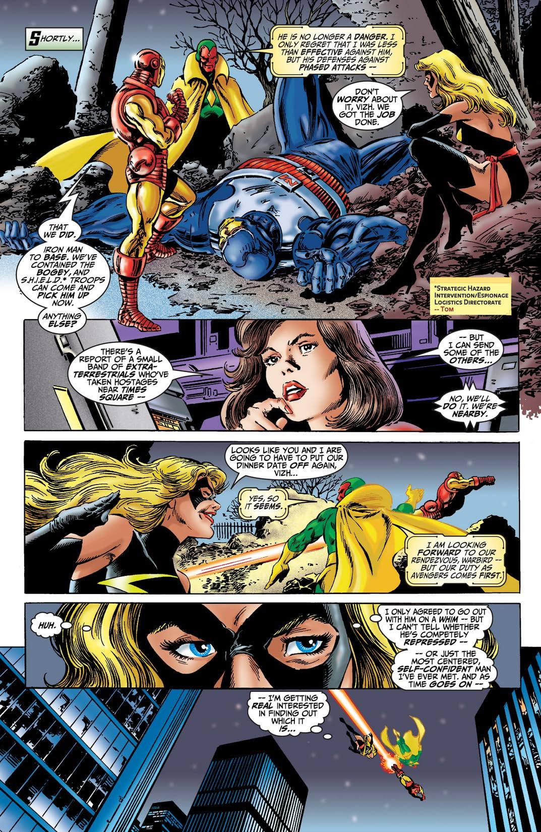 Avengers (1998-2004) #36