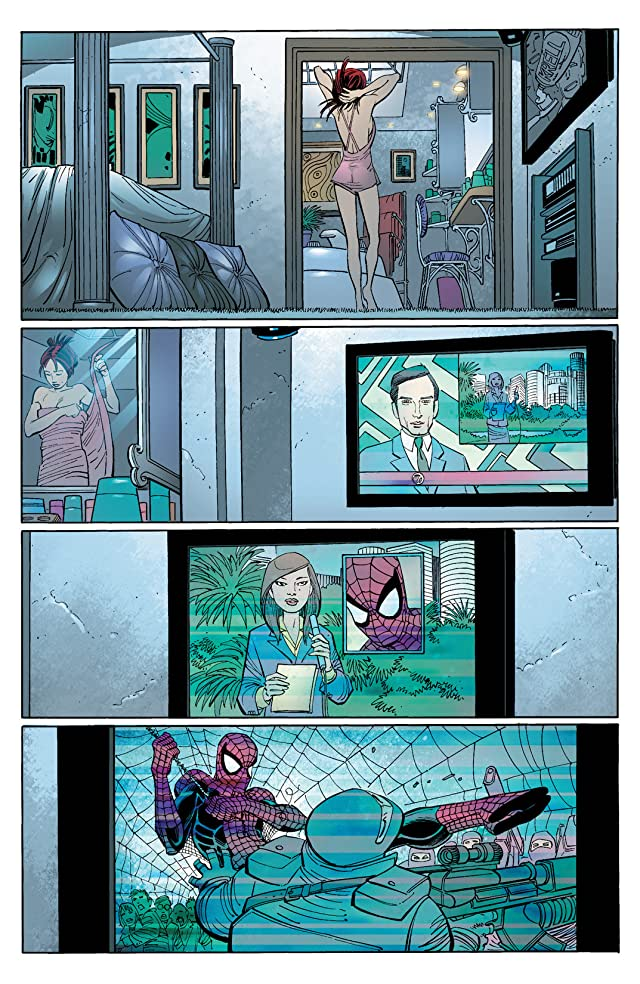 click for super-sized previews of Amazing Spider-Man (1999-2013) #39