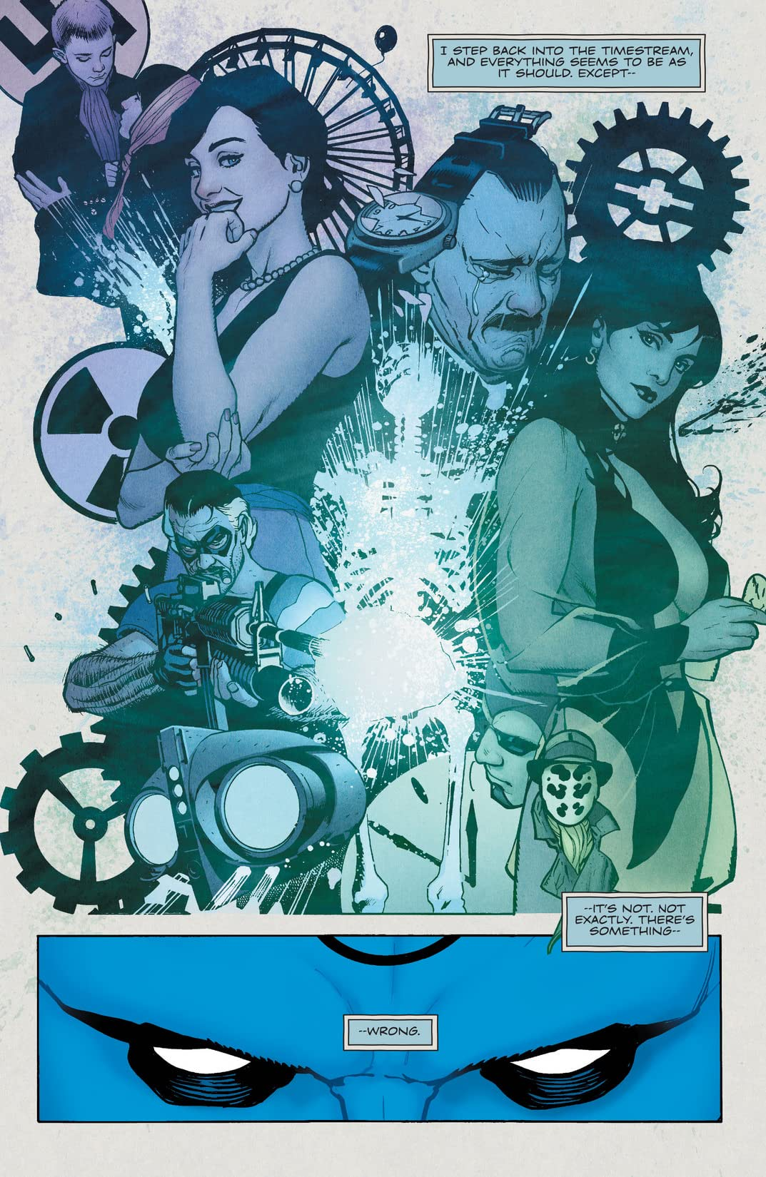 Before Watchmen: Dr. Manhattan #4 (of 4)