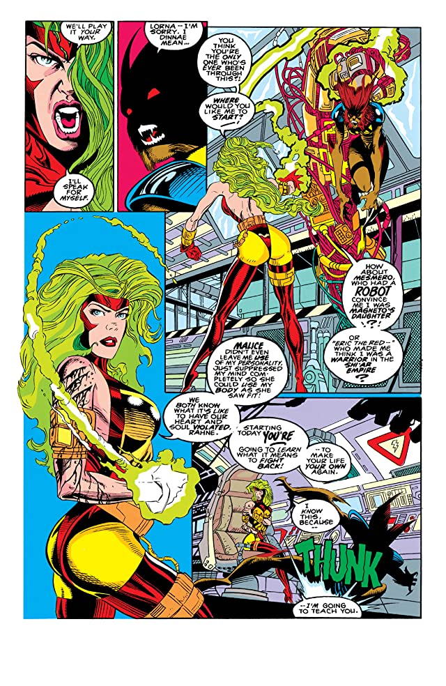 click for super-sized previews of X-Factor (1986-1998) #90