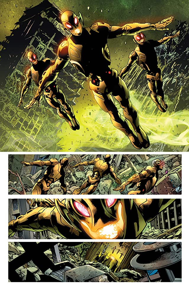 click for super-sized previews of Age of Ultron #2