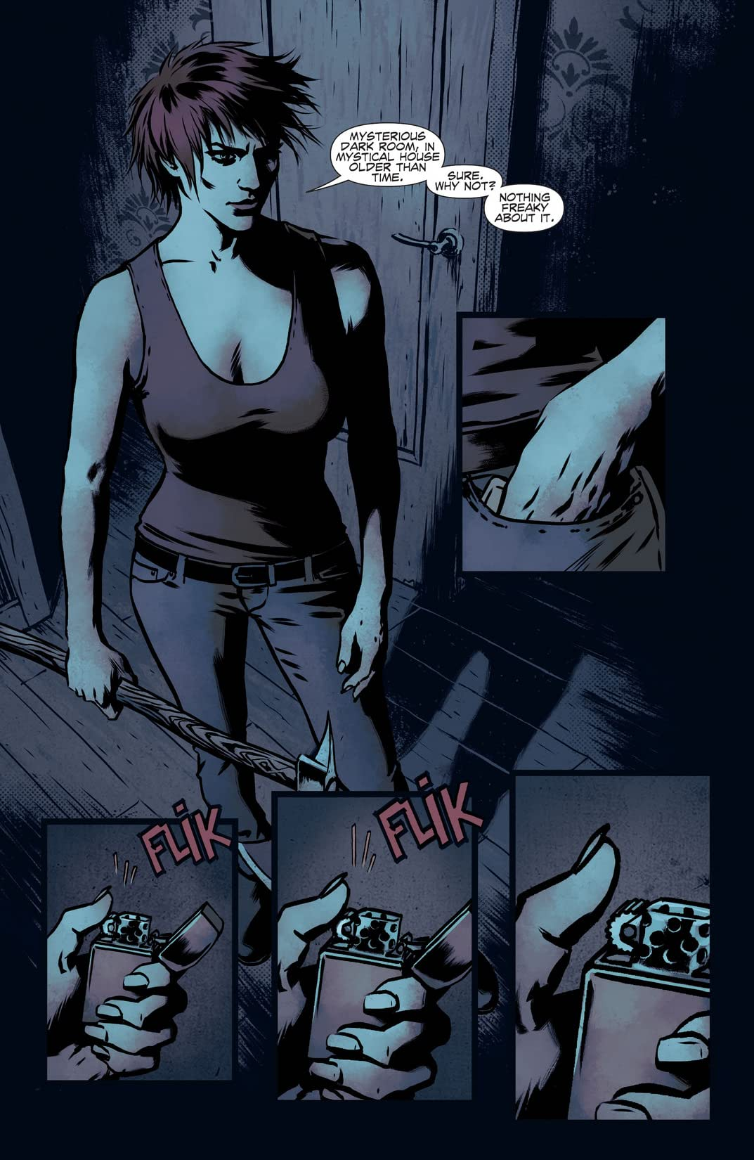 I, Vampire (2011-2013) #17