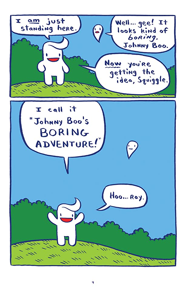 Johnny Boo Vol. 5: Does Something
