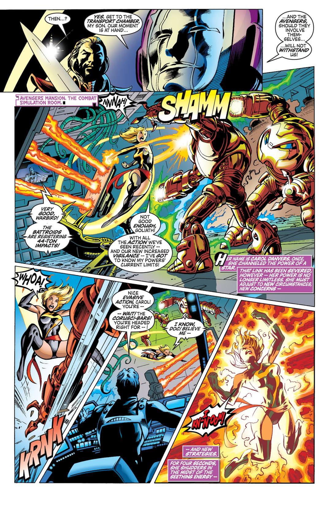 Avengers (1998-2004) #41