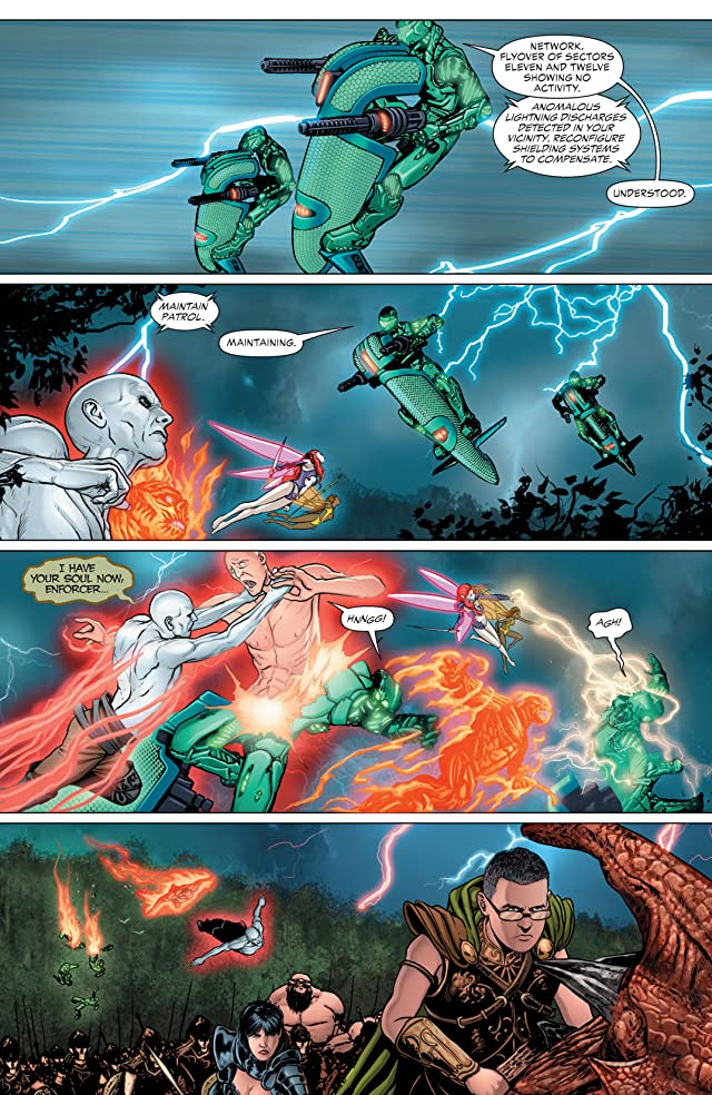 click for super-sized previews of Justice League Dark (2011-2015) #17