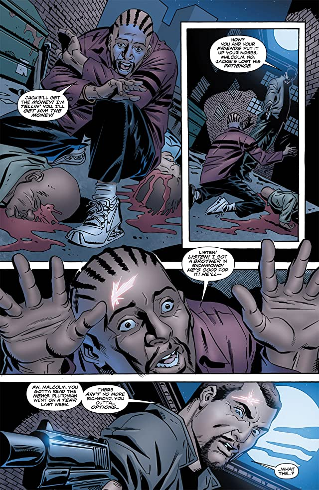 click for super-sized previews of Irredeemable #14