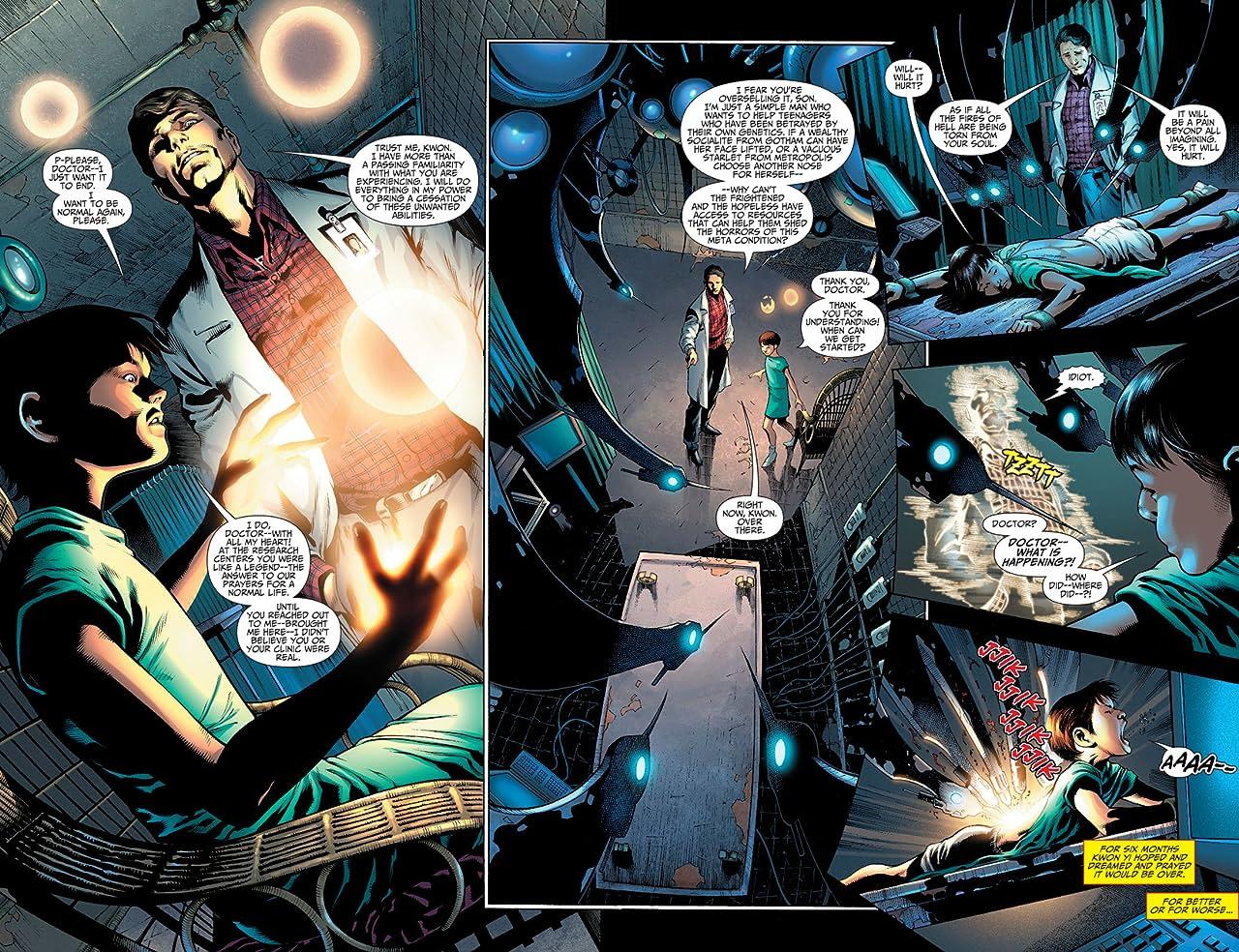 Teen Titans (2011-2014) #17