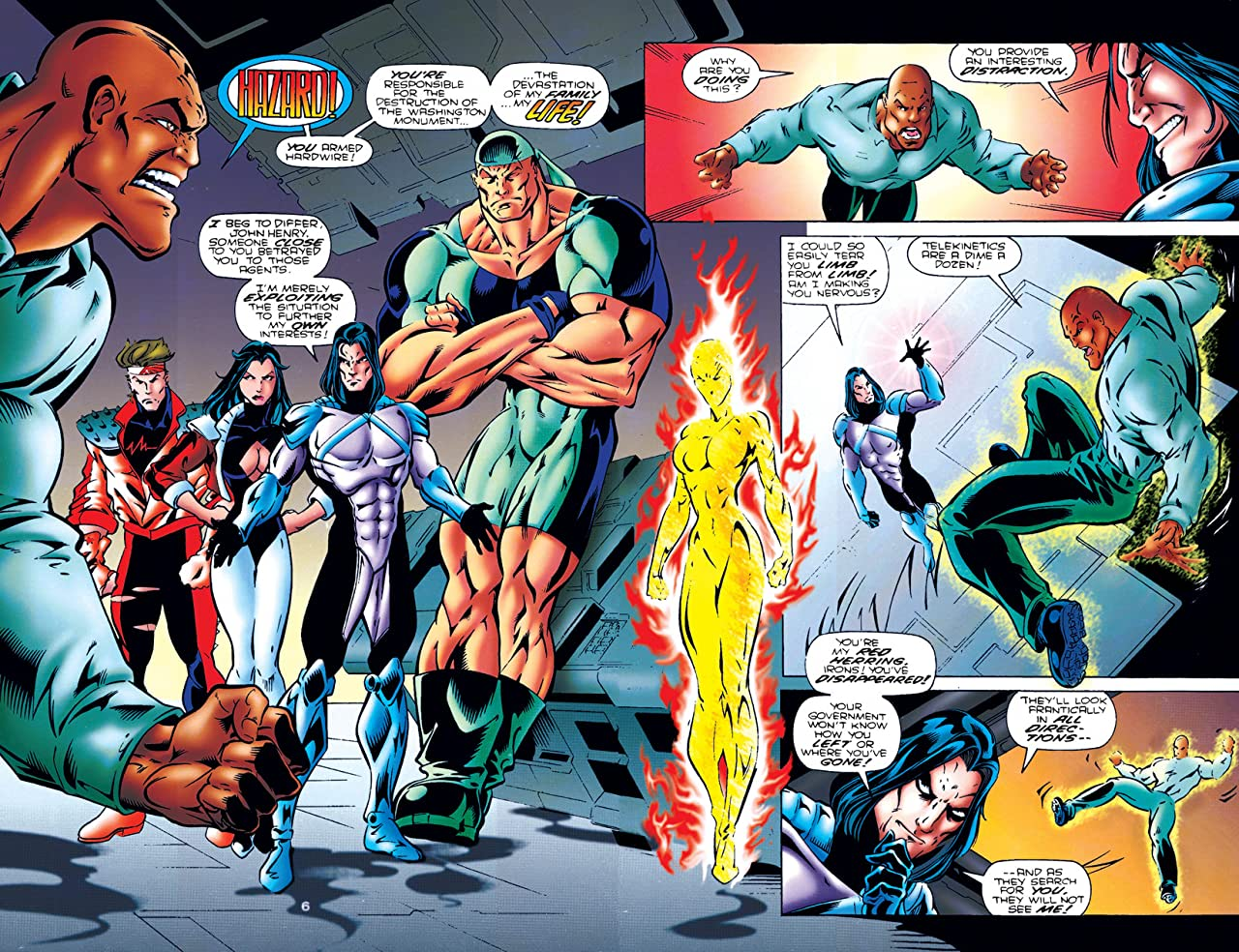 Steel (1994-1998) #25
