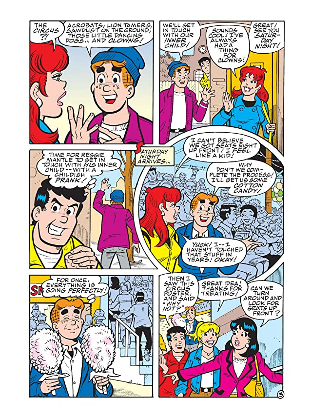 Archie & Friends Double Digest #25