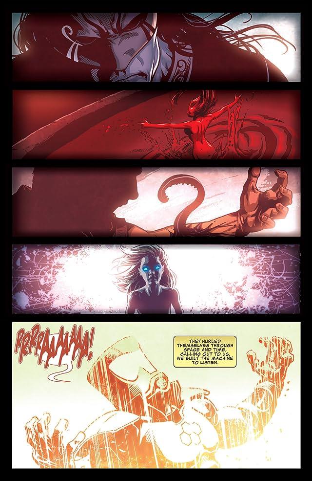 click for super-sized previews of Secret Avengers (2013-2014) #2