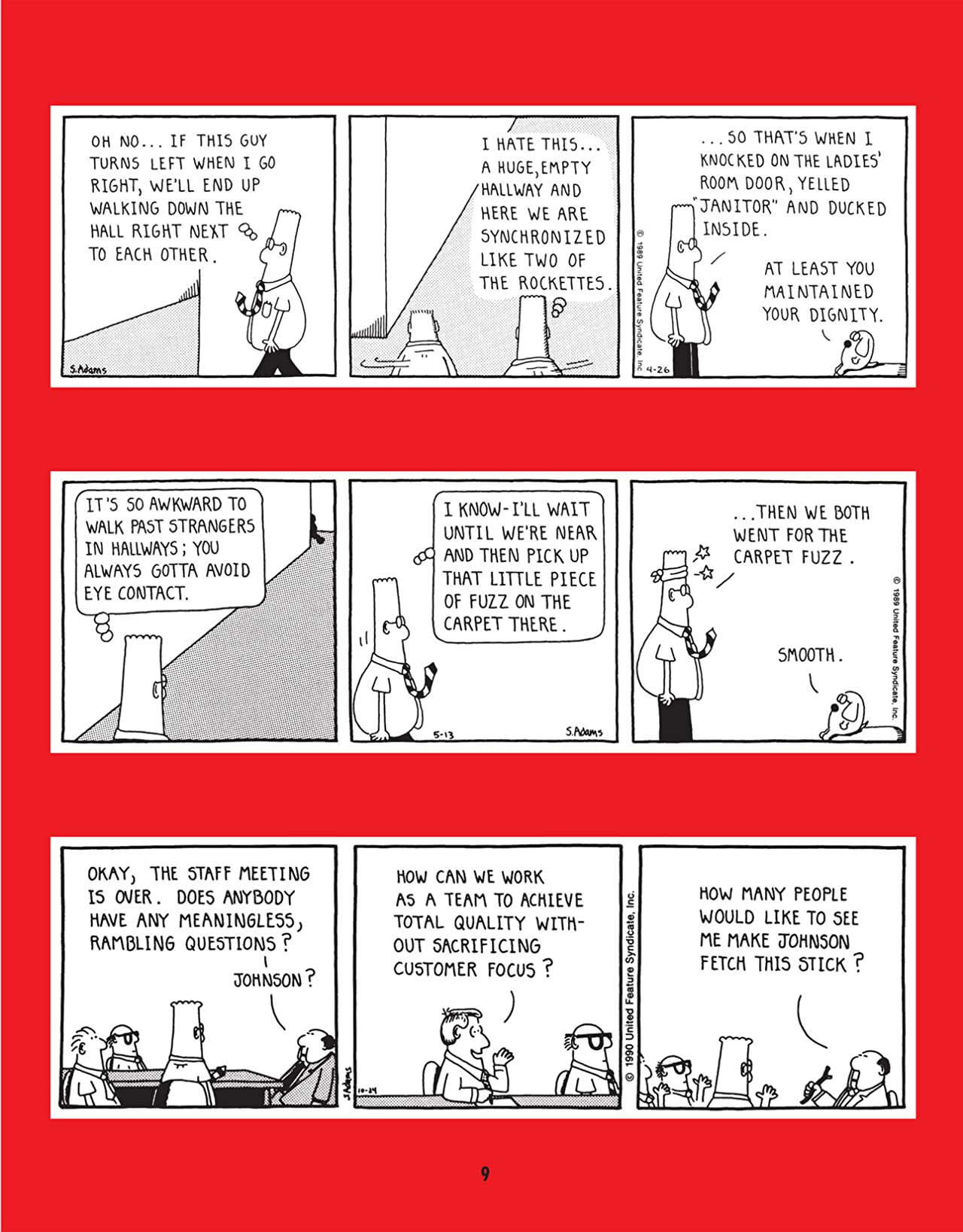 Dilbert Vol. 20: What Do You Call A Sociopath in a Cubicle? Answer: A Coworker