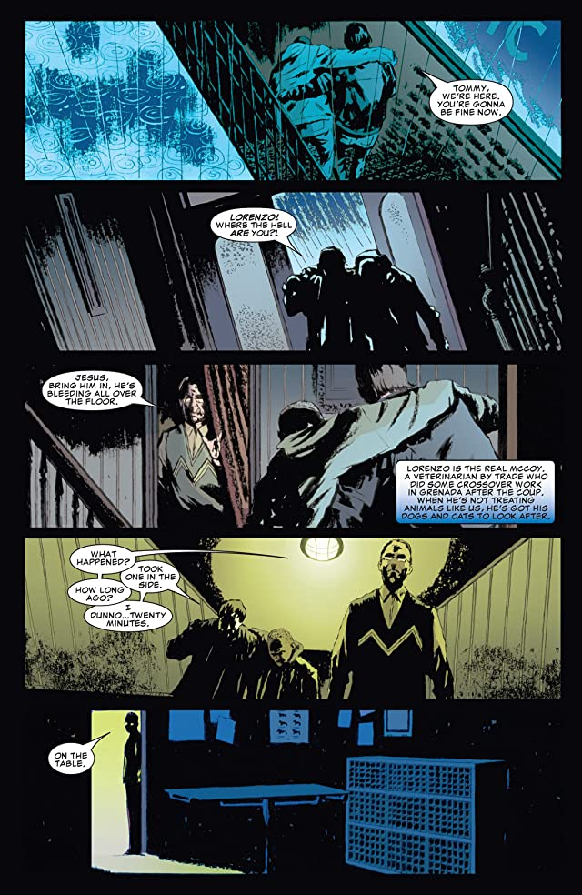 click for super-sized previews of PunisherMax Annual #1