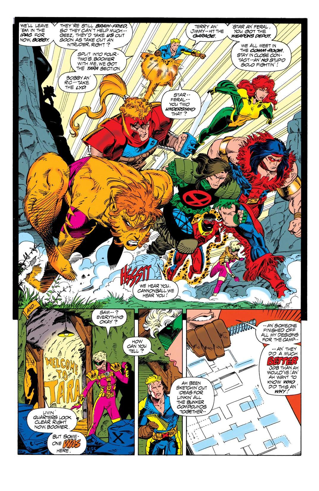 X-Force (1991-2002) #25