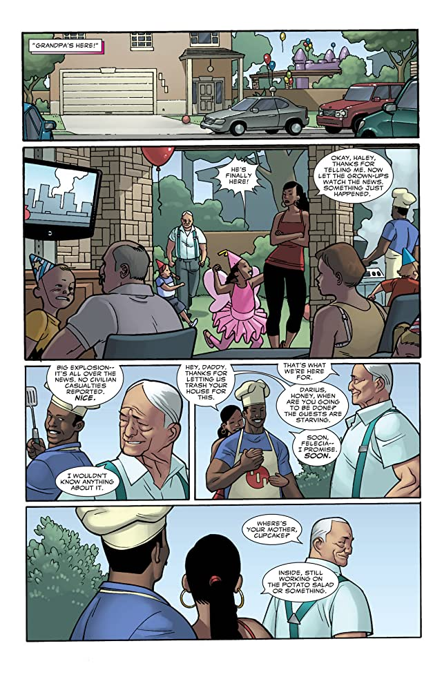 click for super-sized previews of Destroyer #1