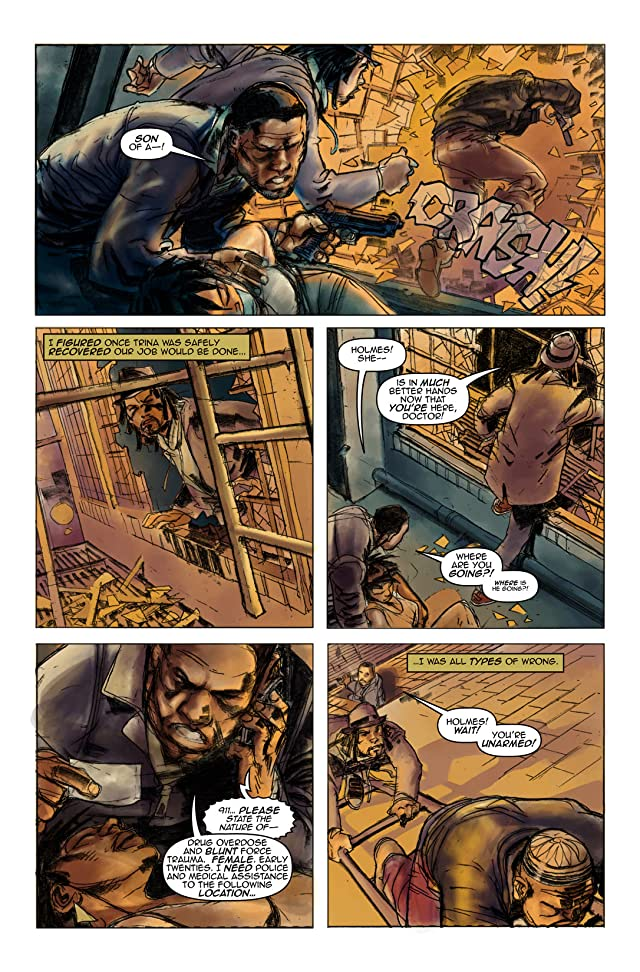 click for super-sized previews of Watson and Holmes #2