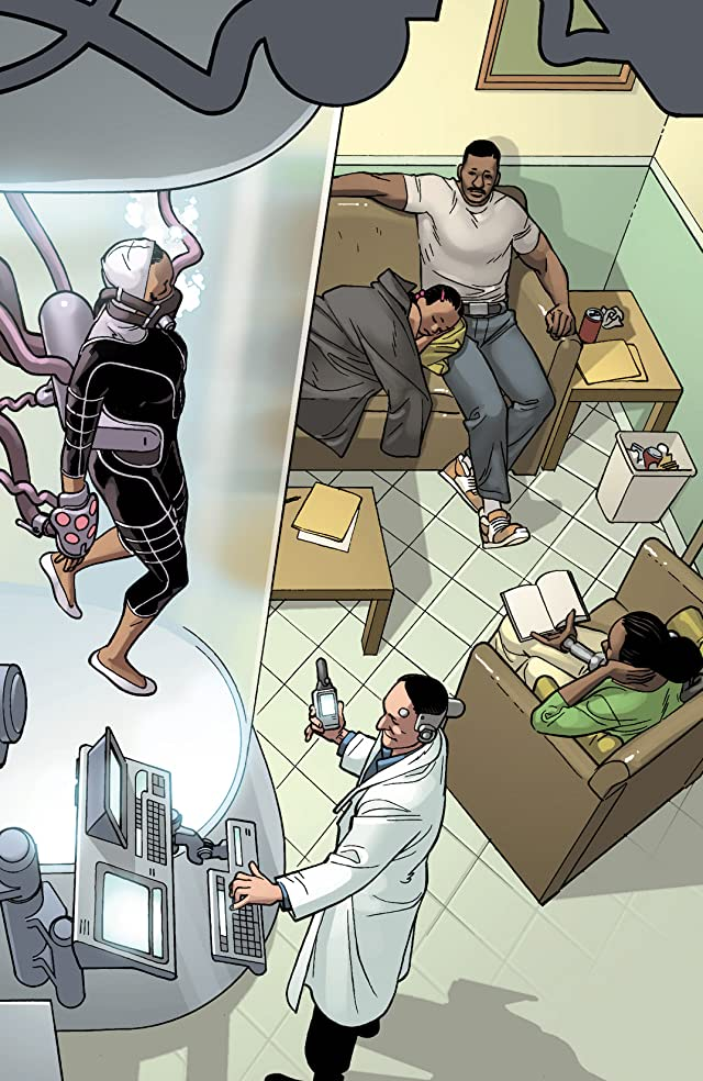 click for super-sized previews of Destroyer #4