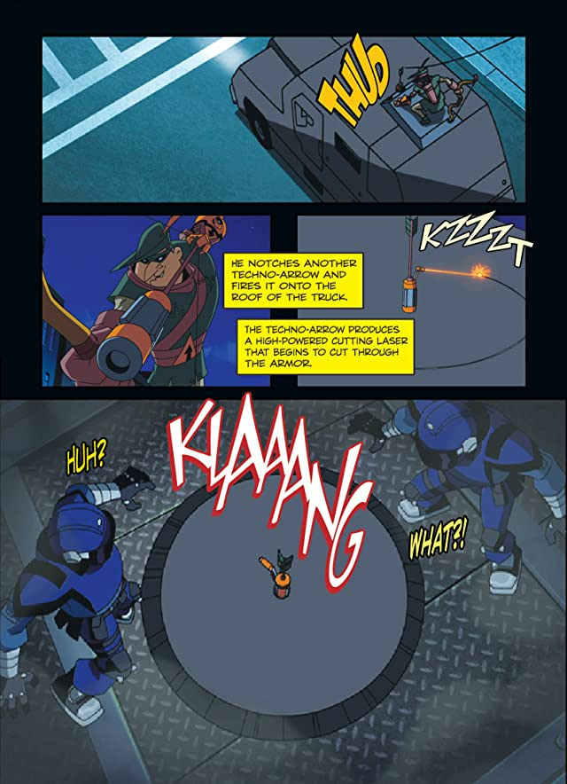 click for super-sized previews of Transformers Animated Vol. 3