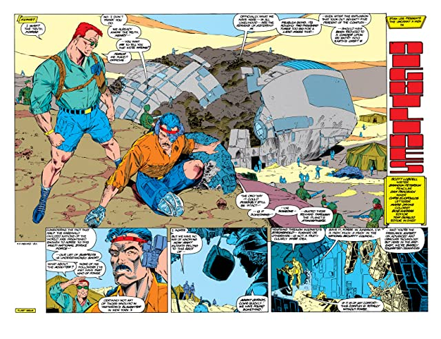 click for super-sized previews of Uncanny X-Men (1963-2011) #299