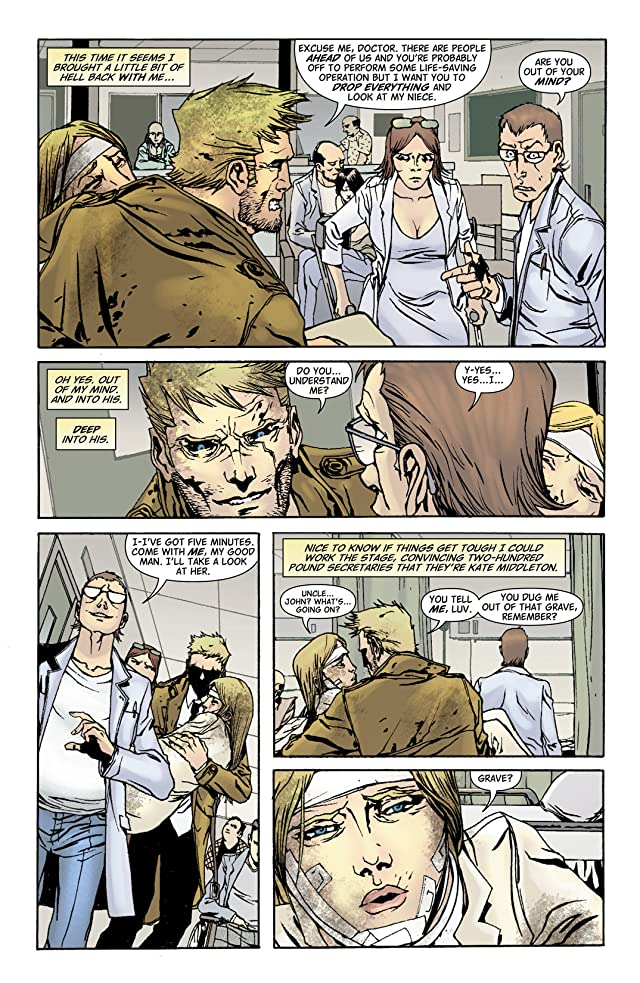 click for super-sized previews of Hellblazer #290