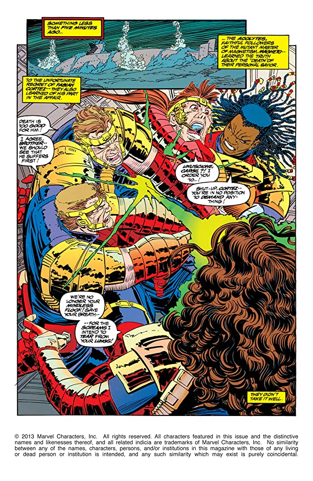 click for super-sized previews of Uncanny X-Men (1963-2011) #304