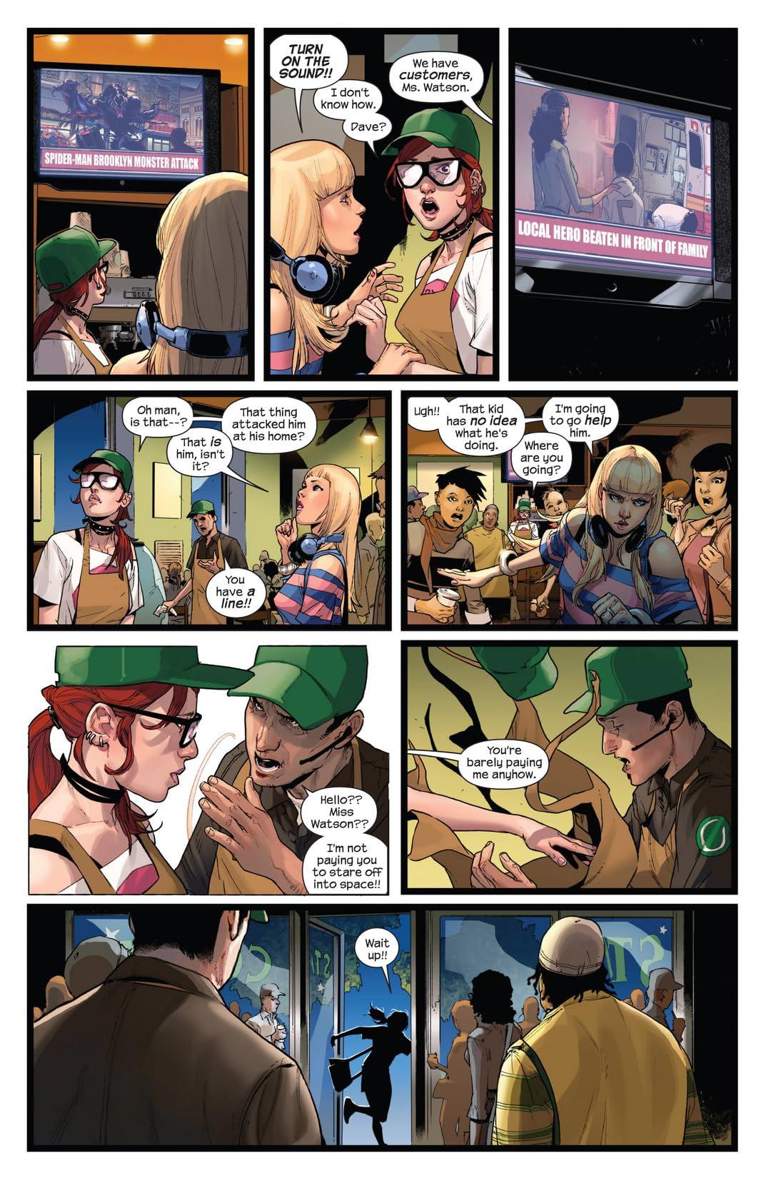 Ultimate Comics Spider-Man (2011-2013) #21