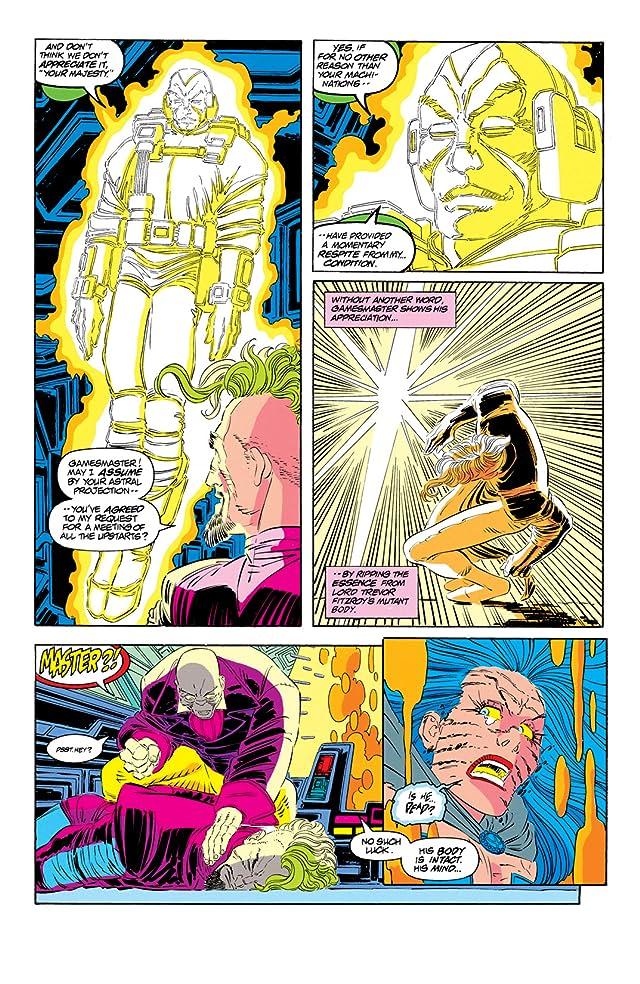click for super-sized previews of Uncanny X-Men (1963-2011) #301