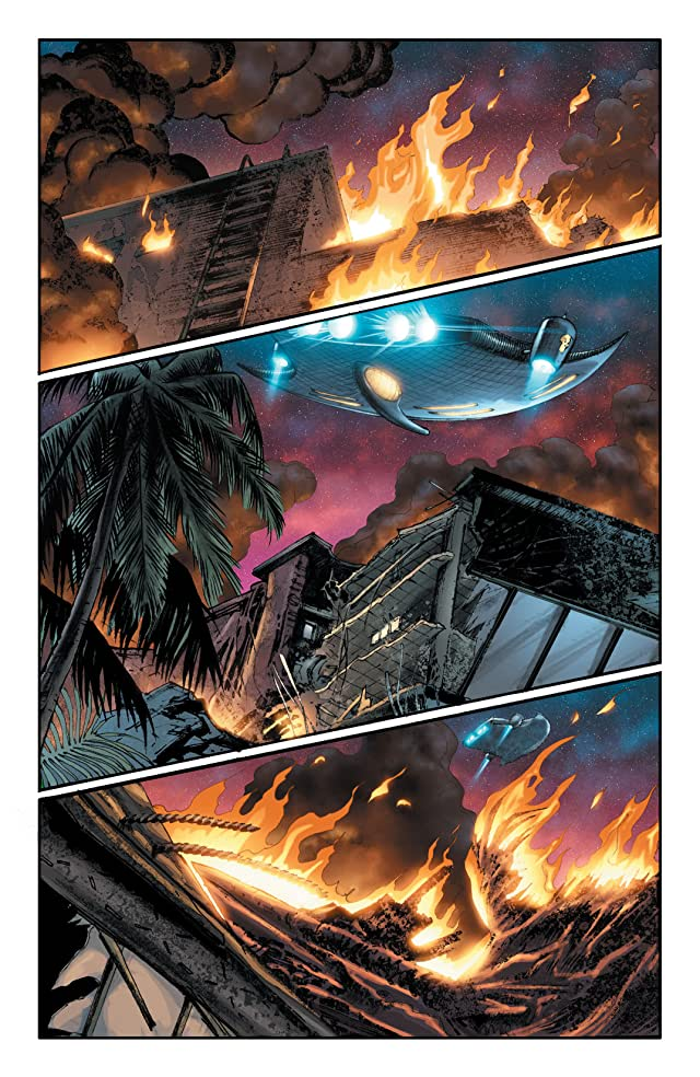 click for super-sized previews of Batwing (2011-2014) #18