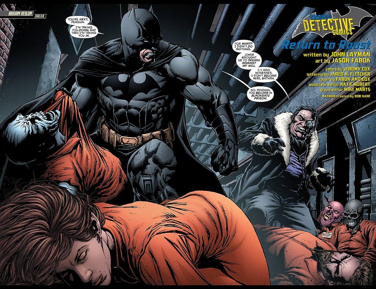 Detective Comics (2011-) #18