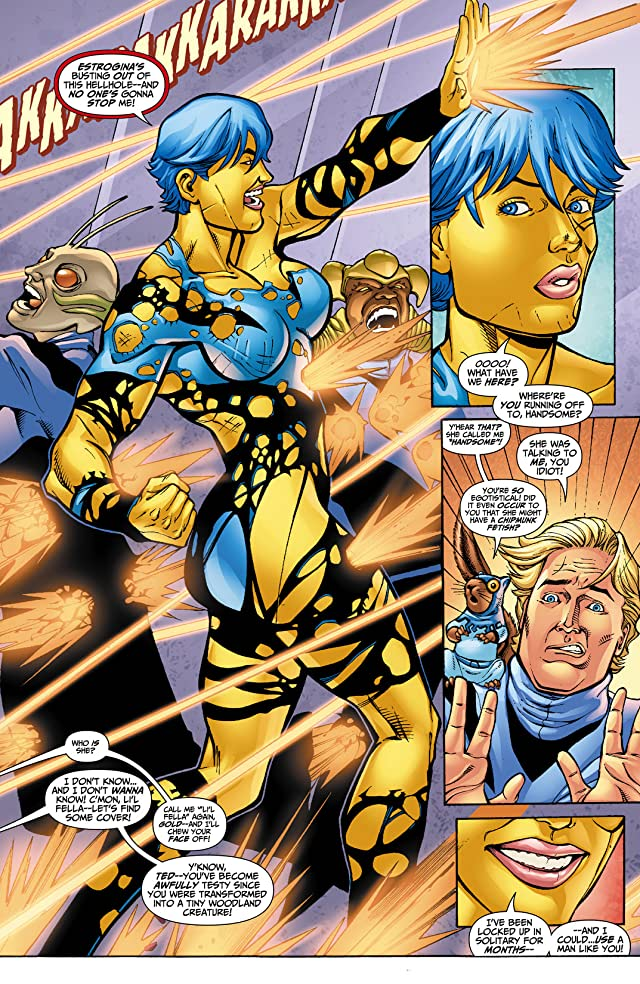 Booster Gold (2007-2011) #37