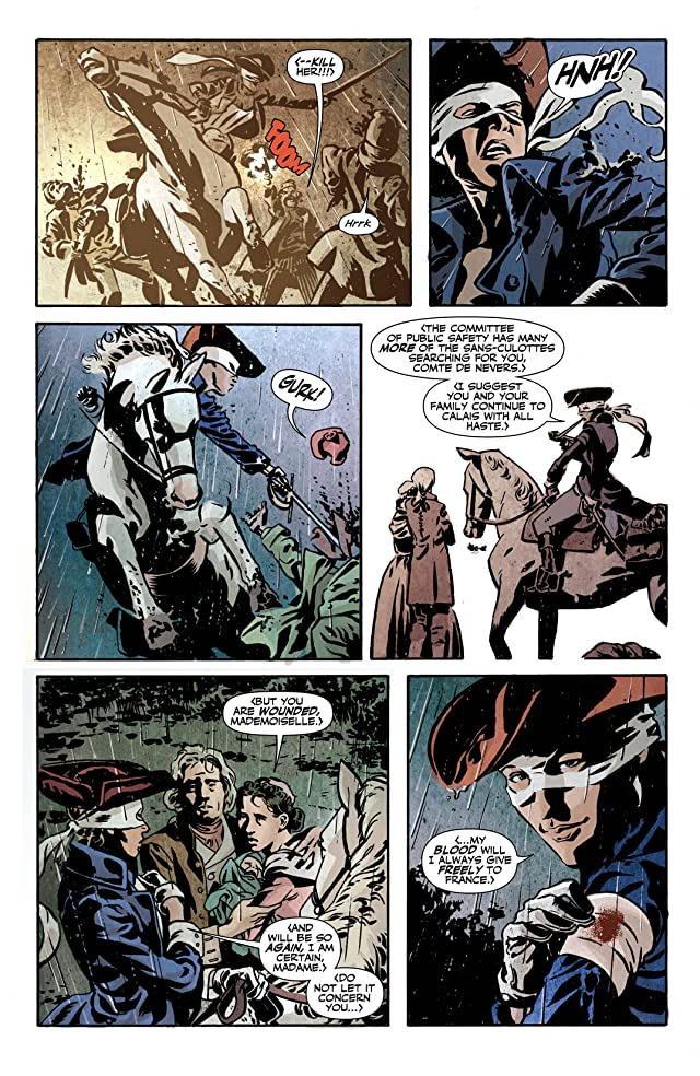 click for super-sized previews of Checkmate (2006-2008) #21