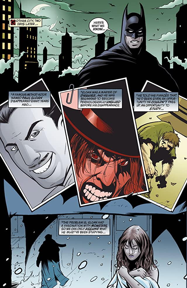 click for super-sized previews of Detective Comics (1937-2011) #780