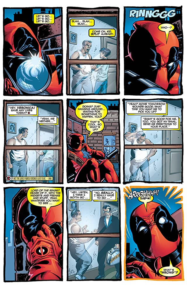 Deadpool (1997-2002) #50