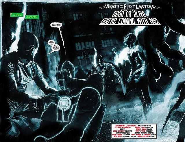 Green Lantern (2011-) #18