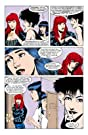 click for super-sized previews of Shade, the Changing Man (1990-1996) #28