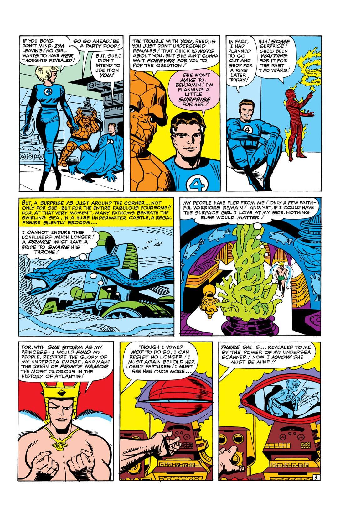 Fantastic Four (1961-1998) #27