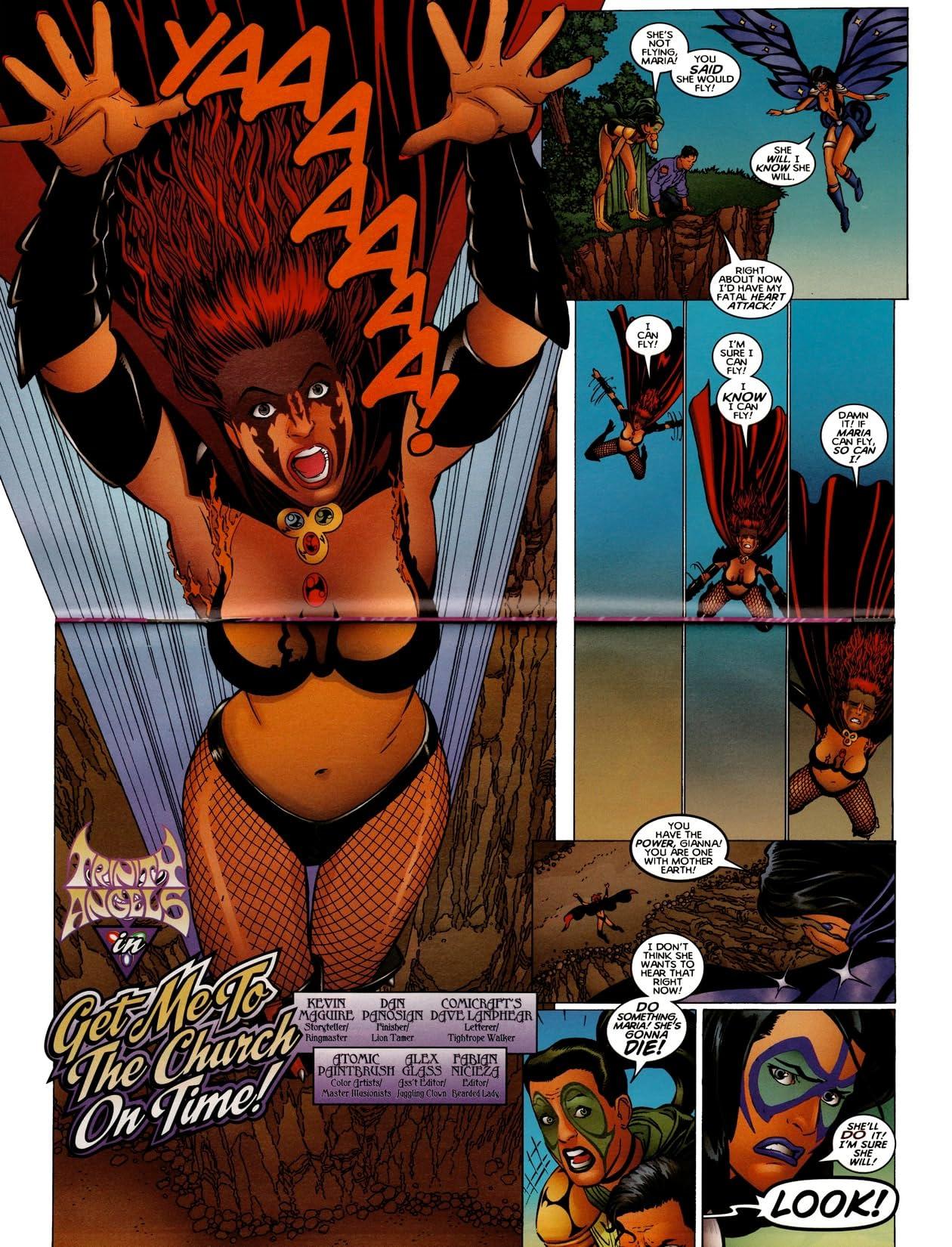 Trinity Angels (1997-1998) #3