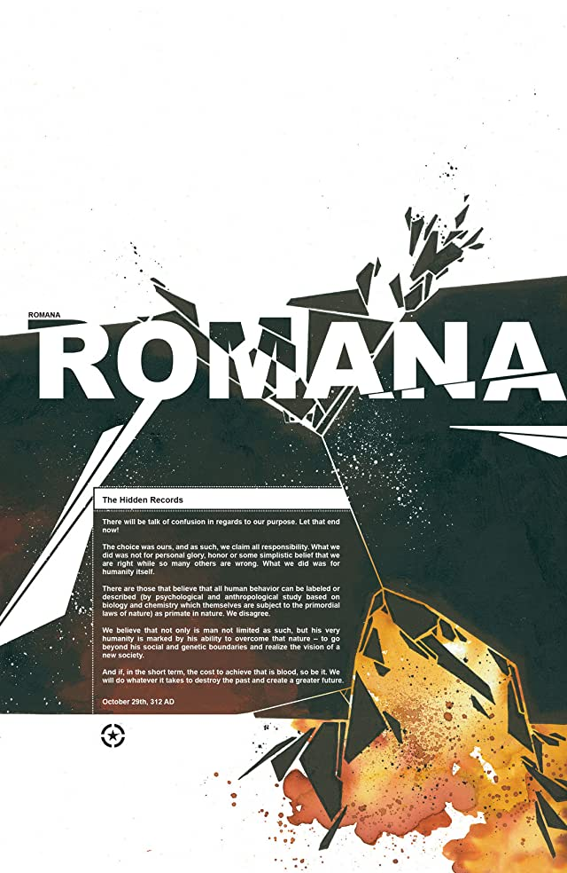 click for super-sized previews of Pax Romana Vol. 1