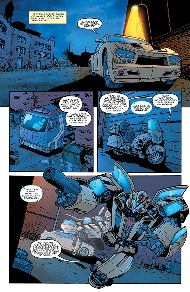 Transformers: Spotlight - Bumblebee