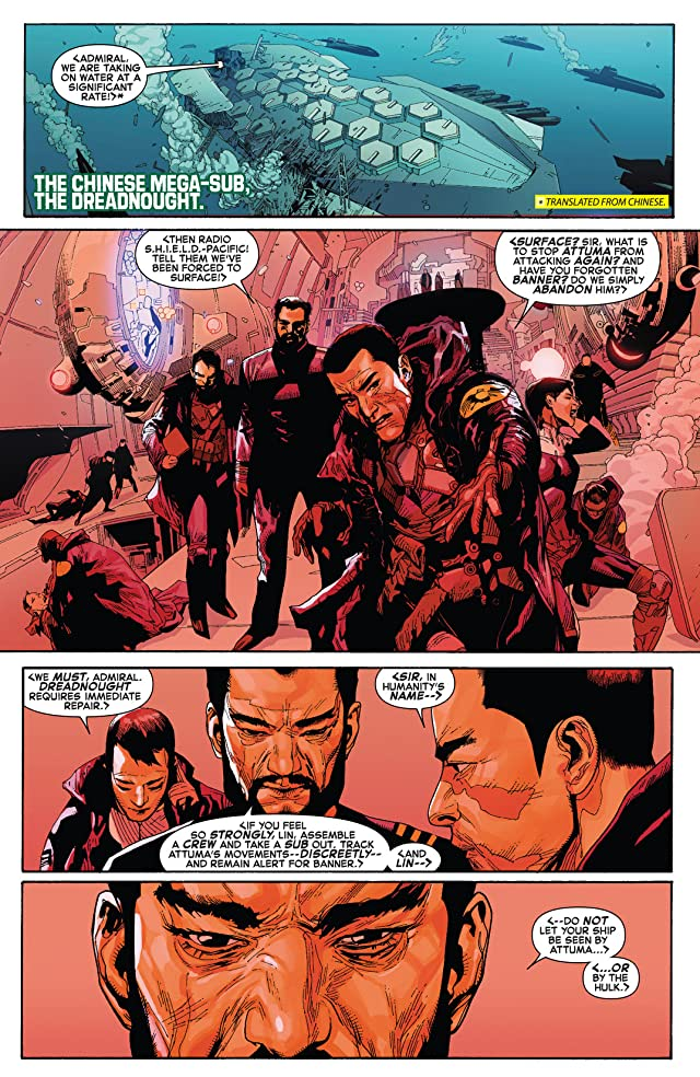 click for super-sized previews of Indestructible Hulk #5