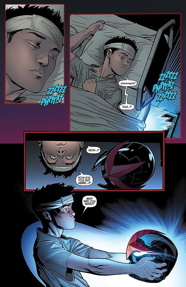 click for super-sized previews of Nova (2013-) #2