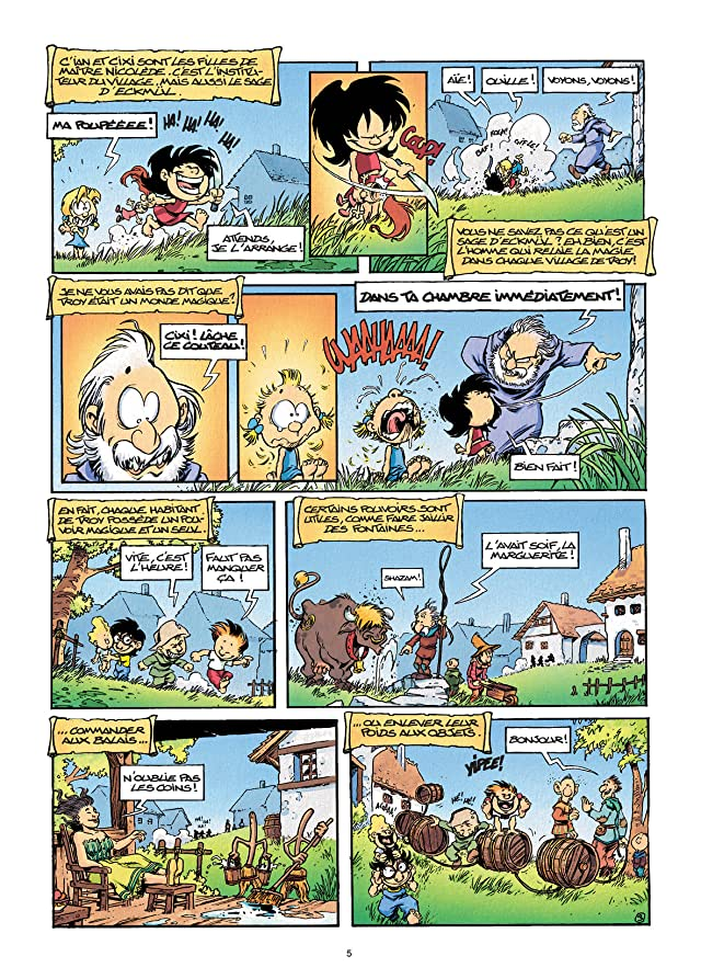 Gnomes de Troy Vol. 1: Humour rural
