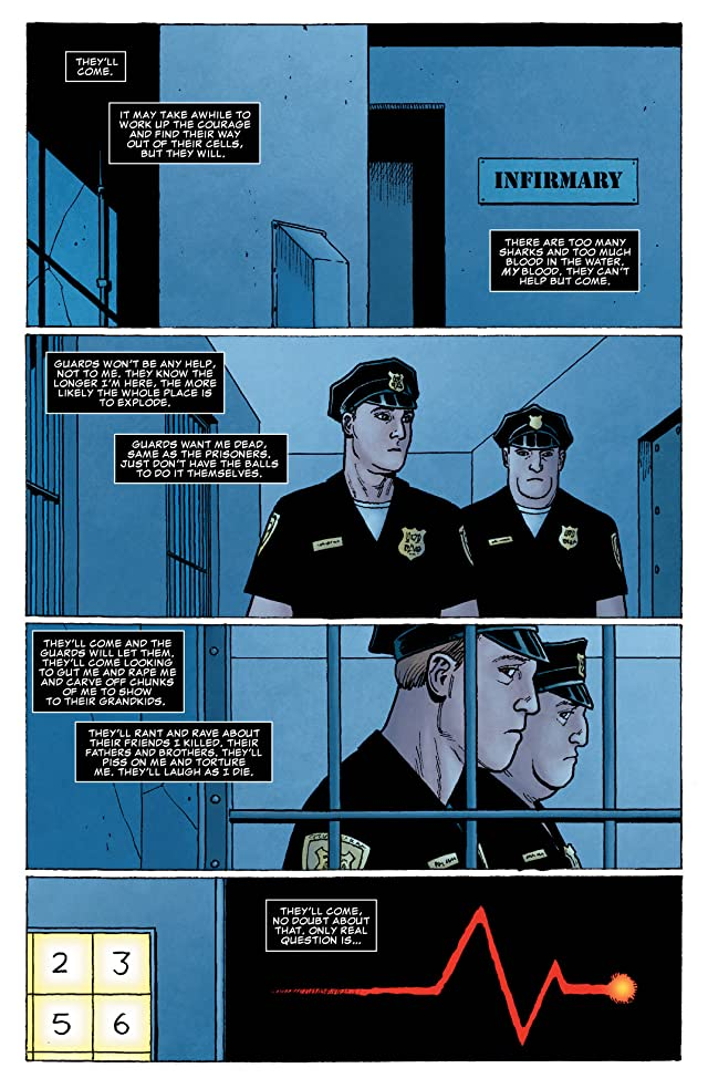click for super-sized previews of PunisherMax #12