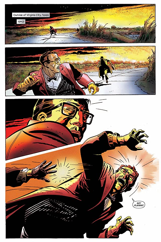 click for super-sized previews of The Saint #0